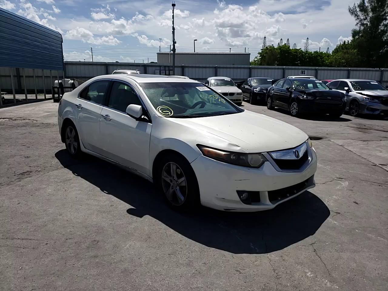 Salvage 2009 ACURA TSX - Small image. Lot 46326710