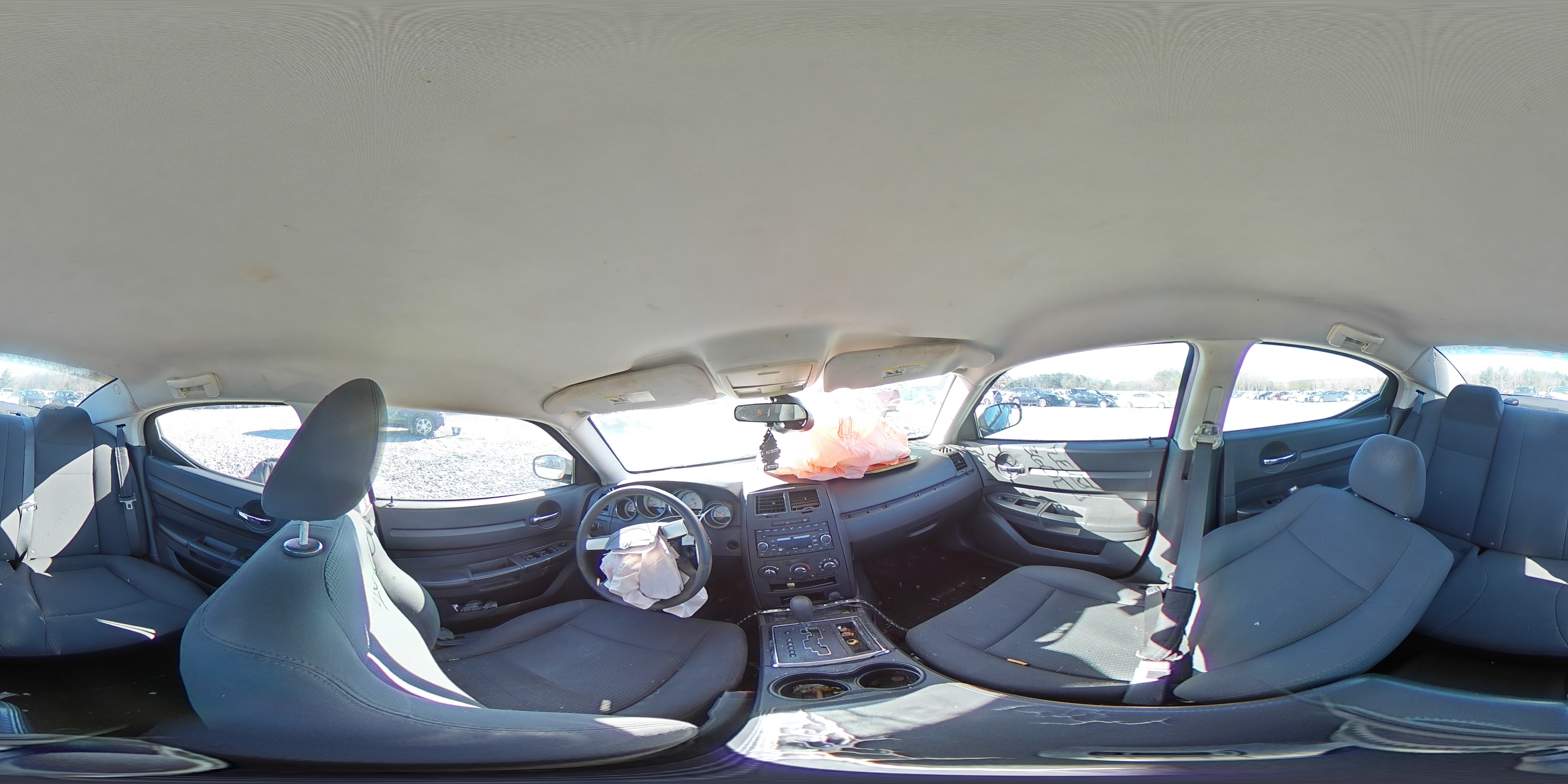 2008 DODGE CHARGER - Other View