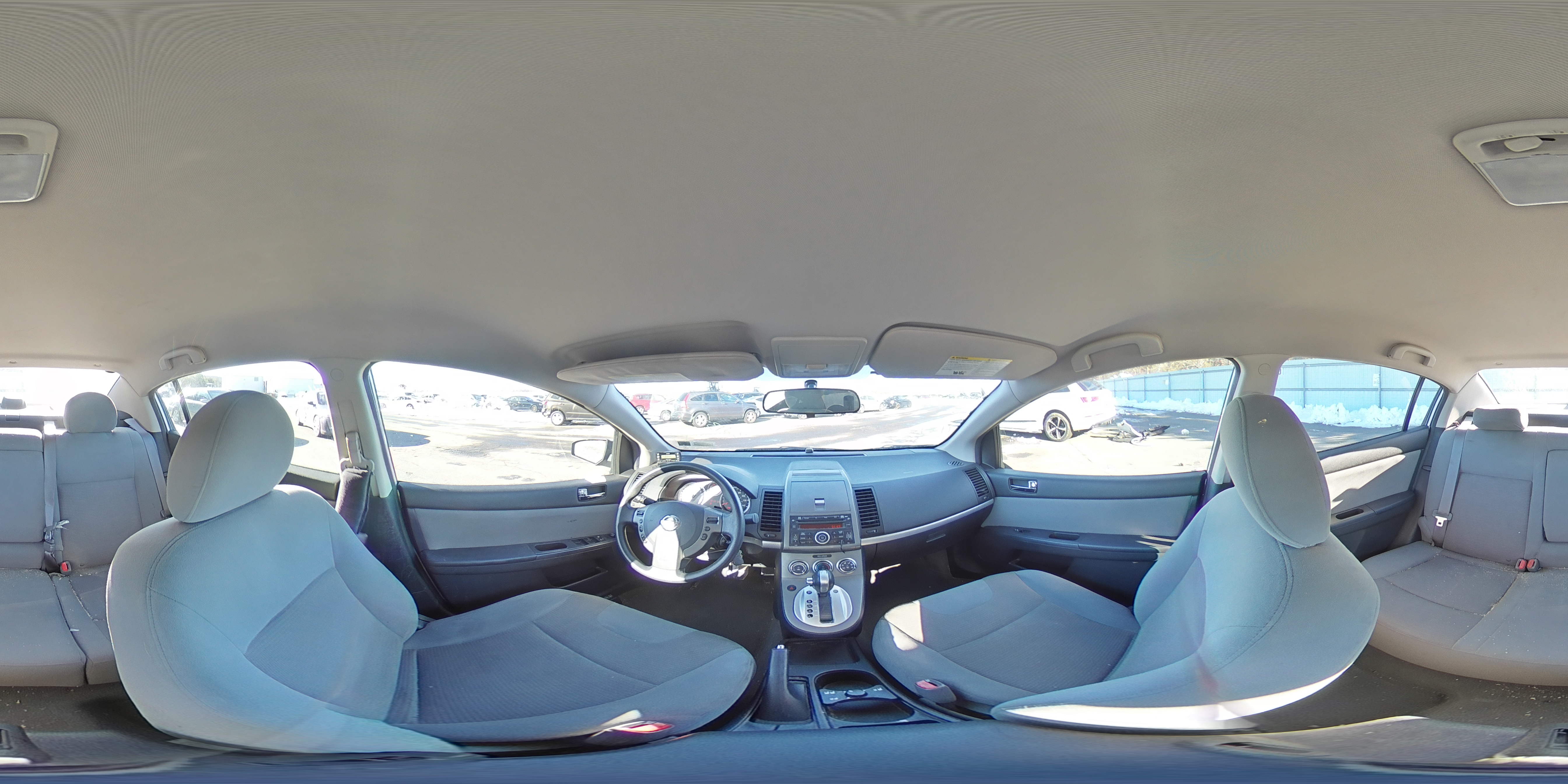 2010 NISSAN SENTRA 2.0 - Other View