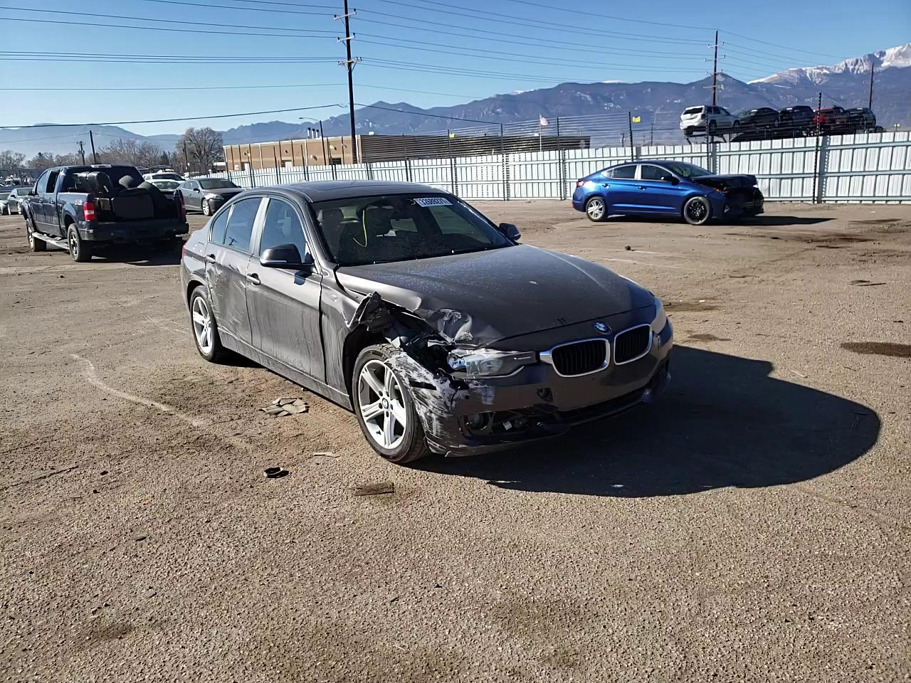 2013 BMW 328 XI - Other View