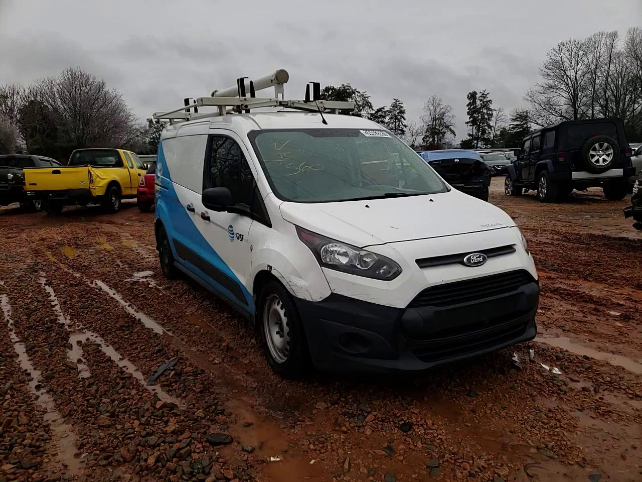 2016 FORD TRANSIT CO - Other View