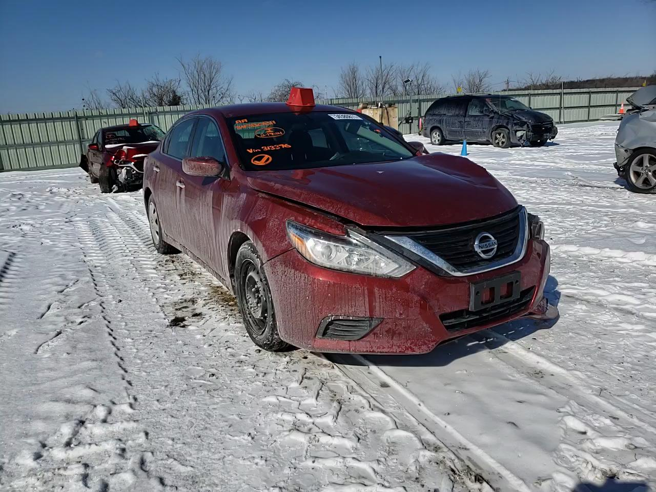 2017 NISSAN ALTIMA 2.5 - Other View