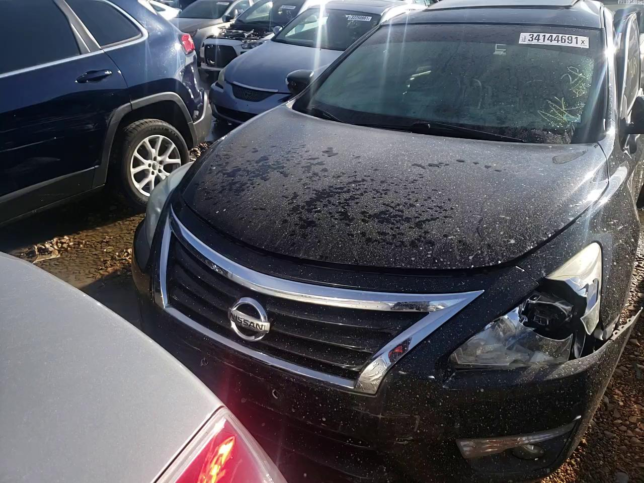 2013 NISSAN ALTIMA 2.5 - Other View