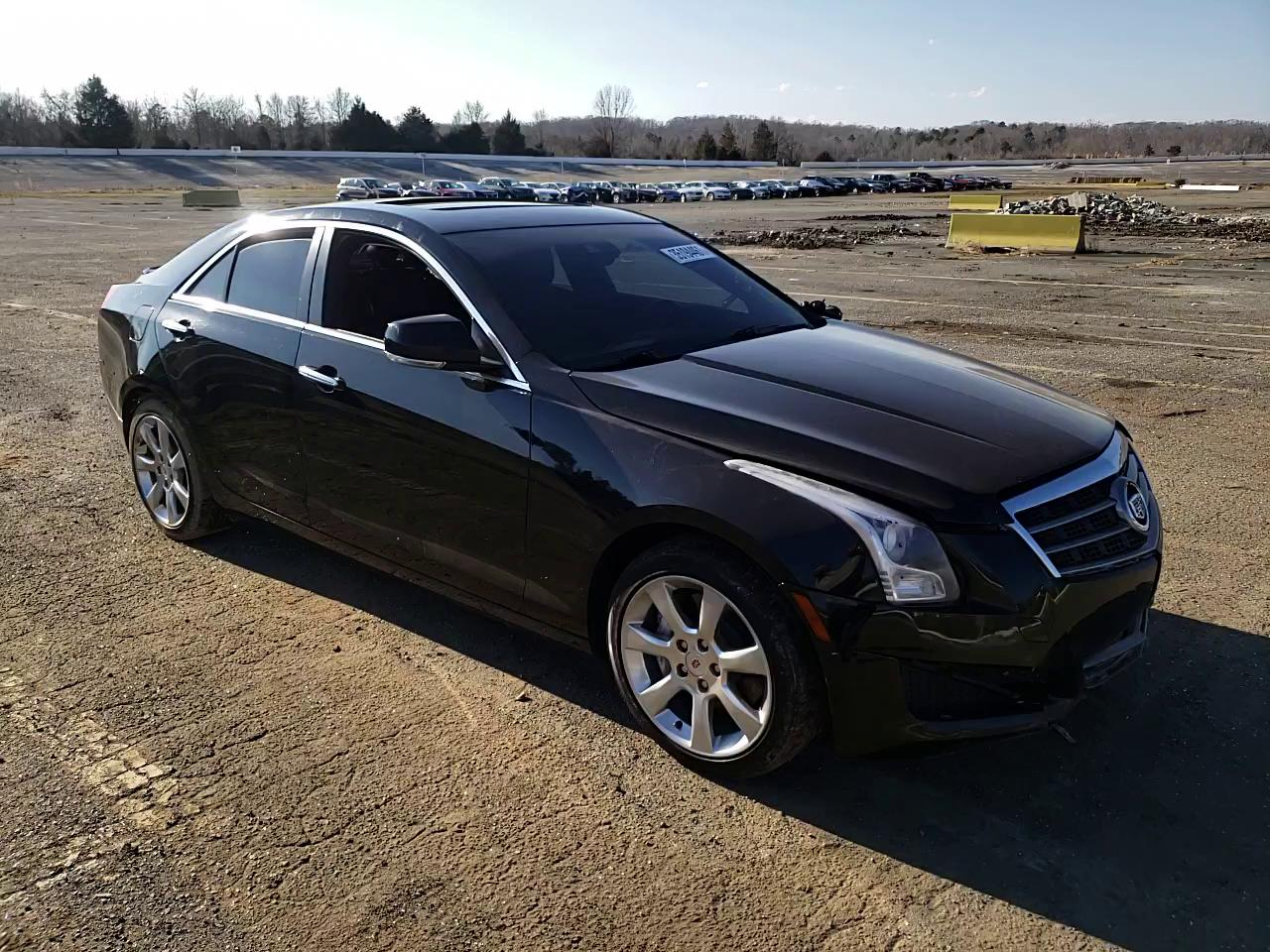 2013 CADILLAC ATS LUXURY - Other View