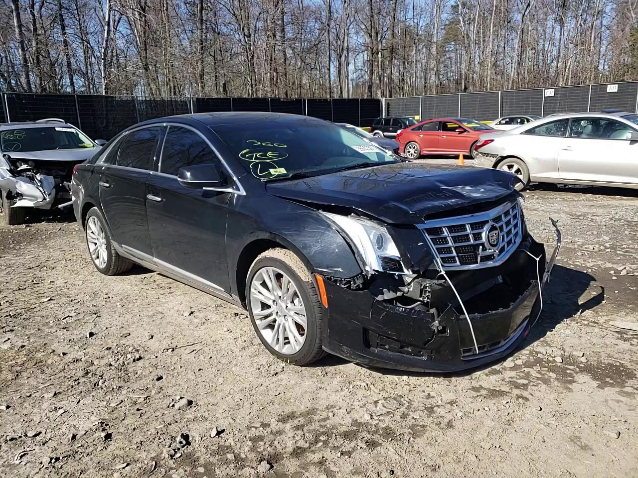 2014 CADILLAC XTS - Other View
