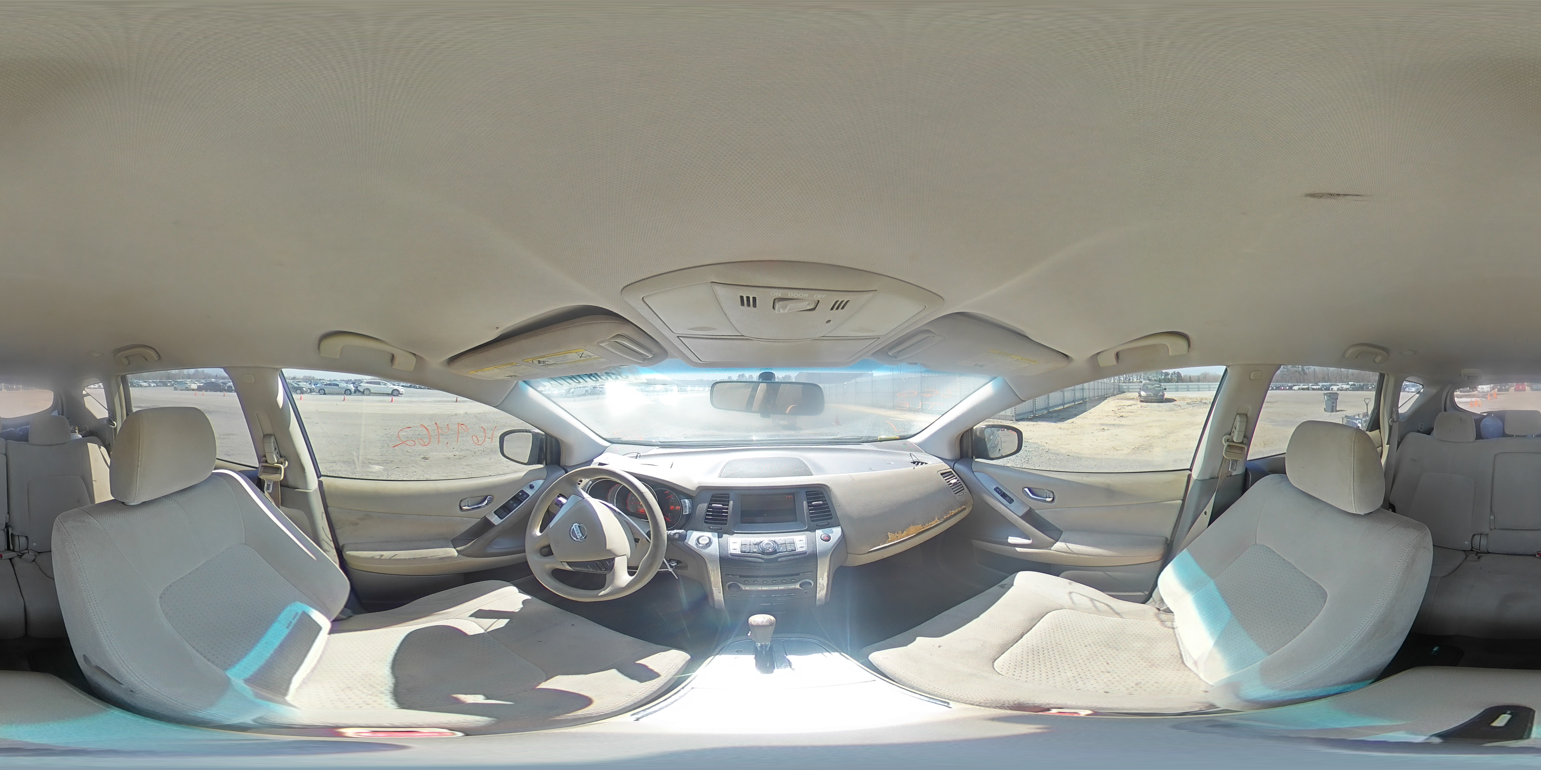 2009 NISSAN MURANO S - Other View