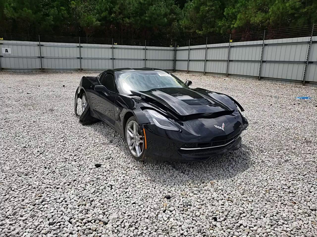 2017 Chevrolet Corvette S for sale in Ellenwood, GA