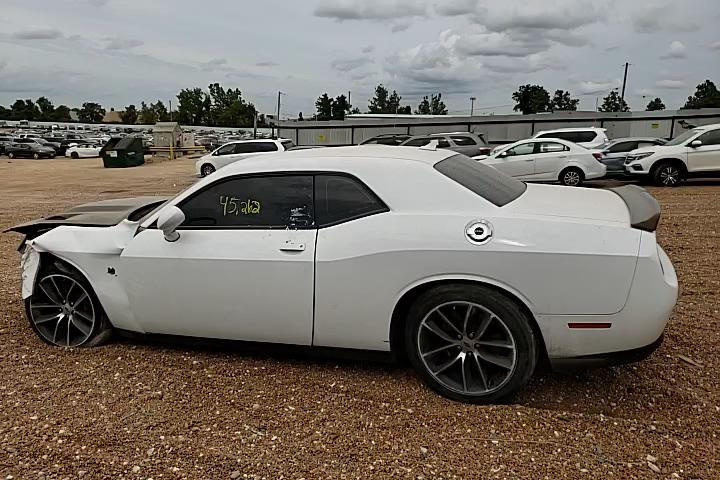 Salvage cars for sale from Copart Bridgeton, MO: 2017 Dodge Challenger
