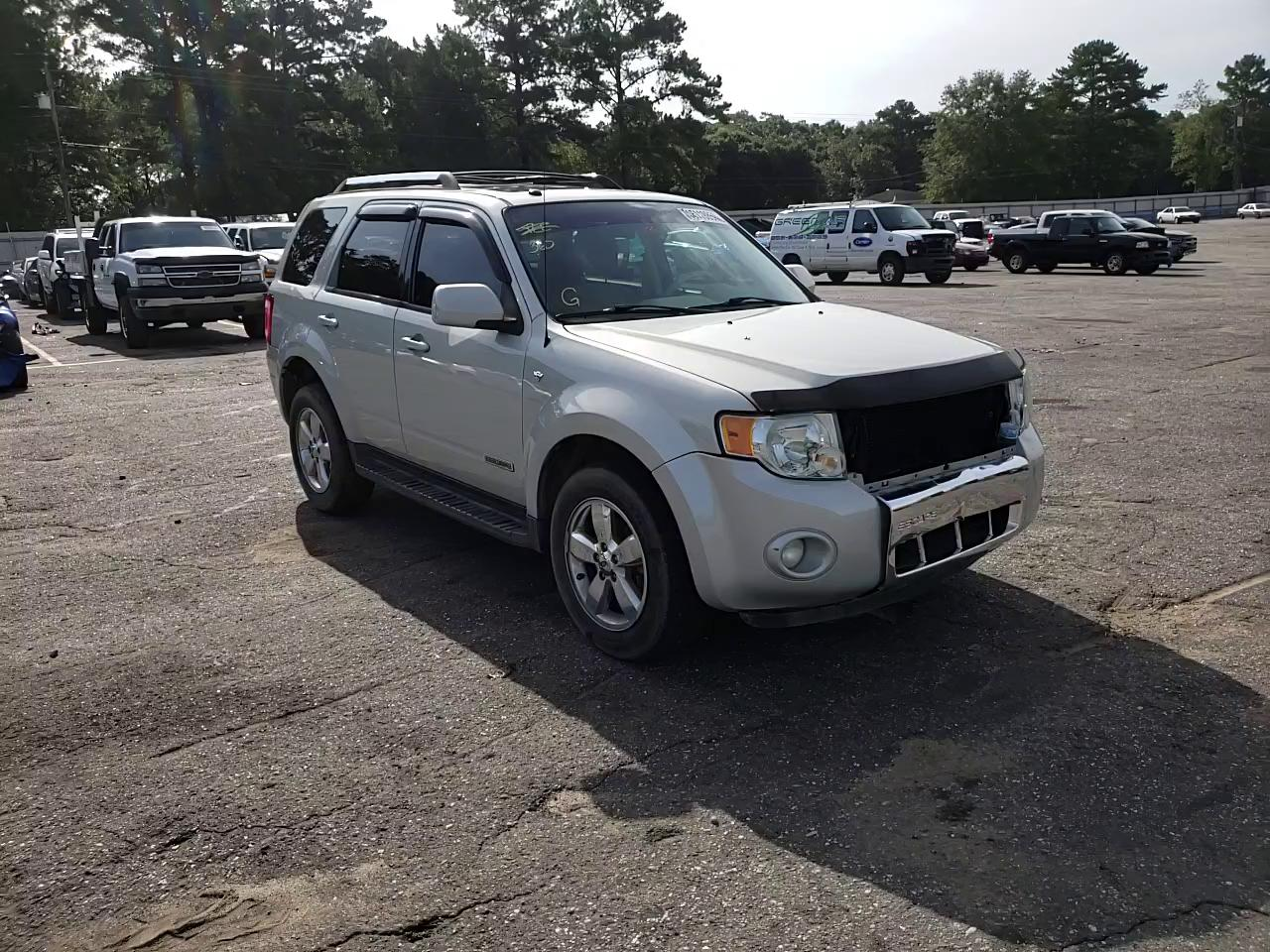 Ford Escape LIM salvage cars for sale: 2008 Ford Escape LIM