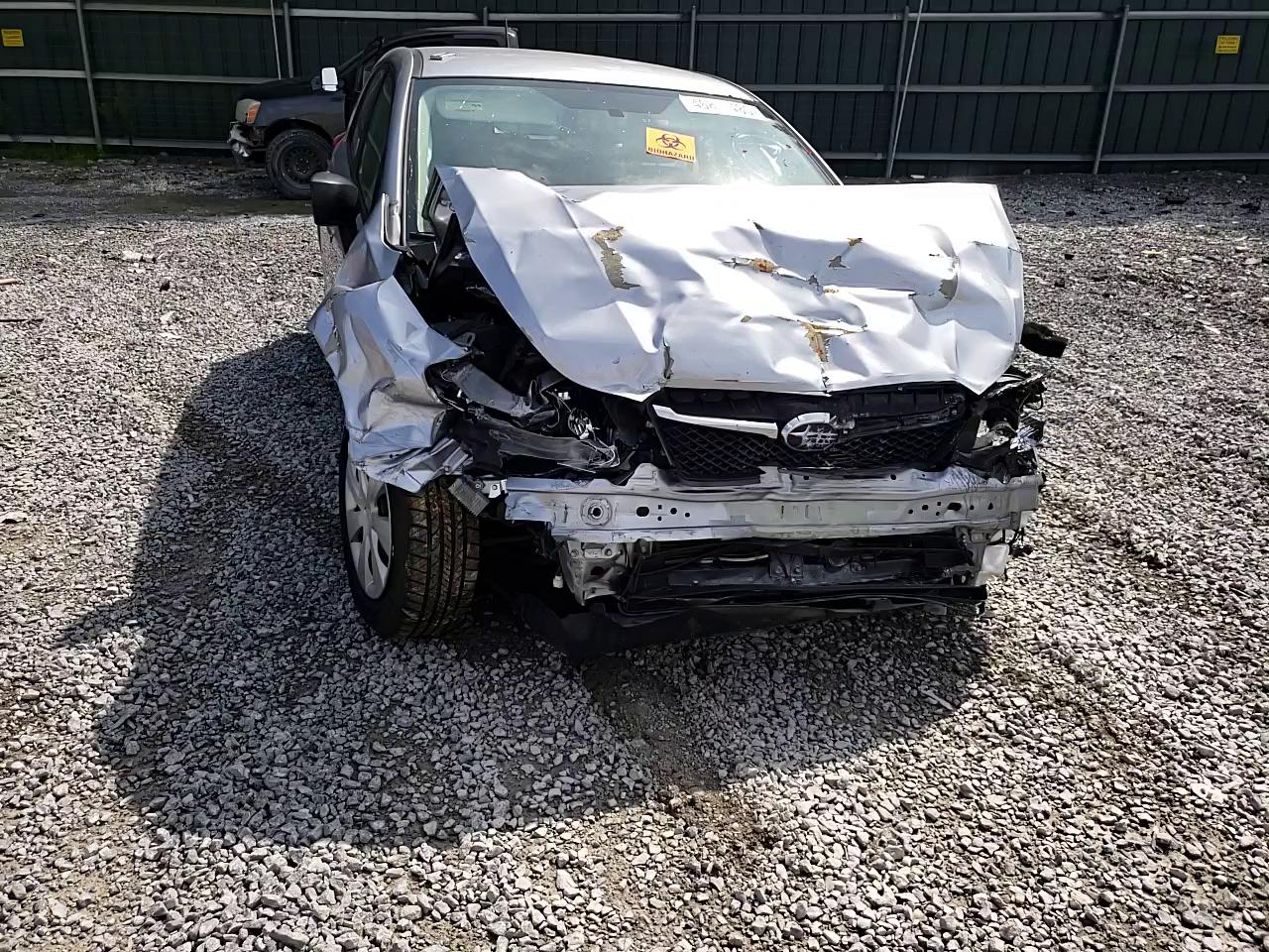 Subaru Impreza salvage cars for sale: 2016 Subaru Impreza