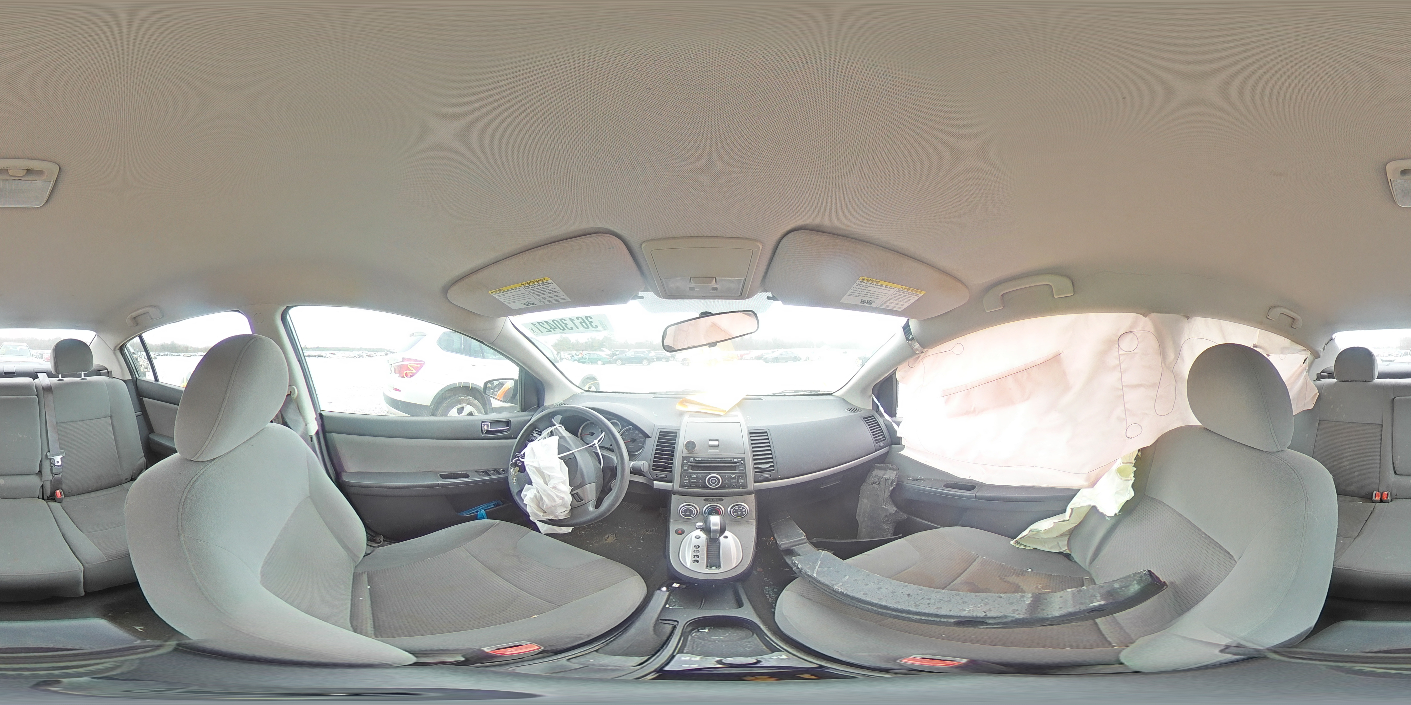 2012 NISSAN SENTRA 2.0 - Other View