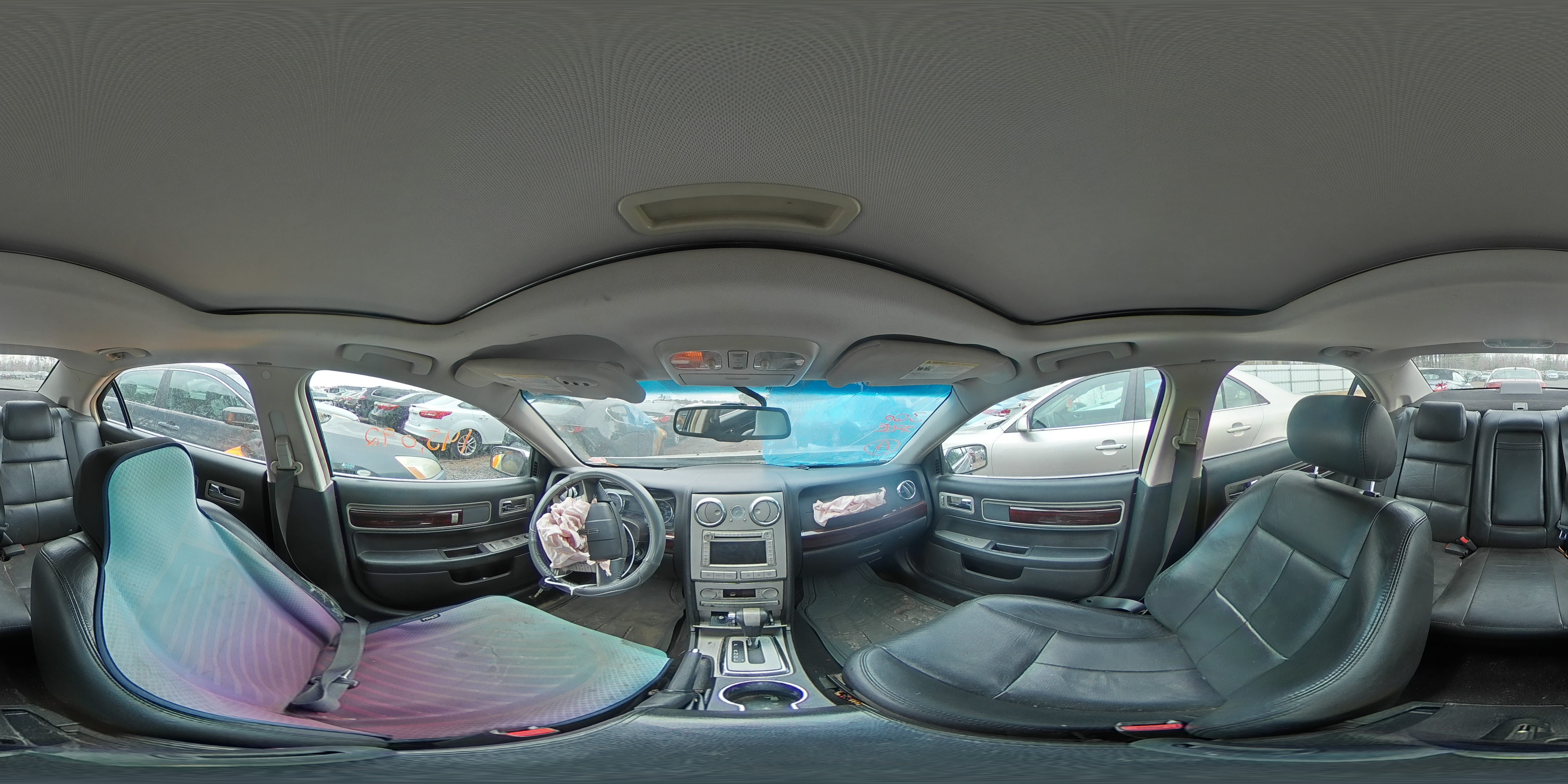 2012 LINCOLN MKZ - Other View