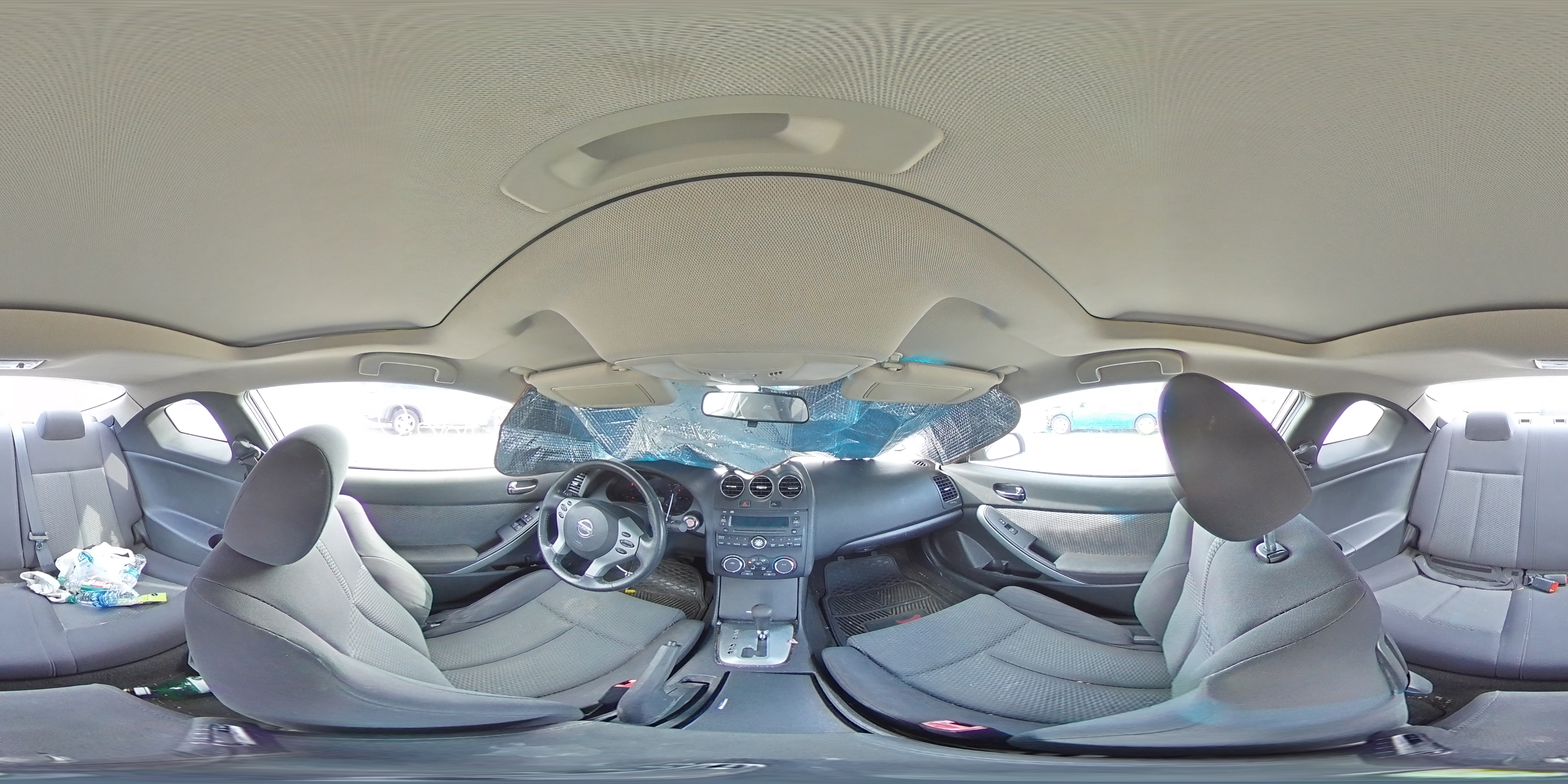 2008 NISSAN ALTIMA 3.5 - Other View