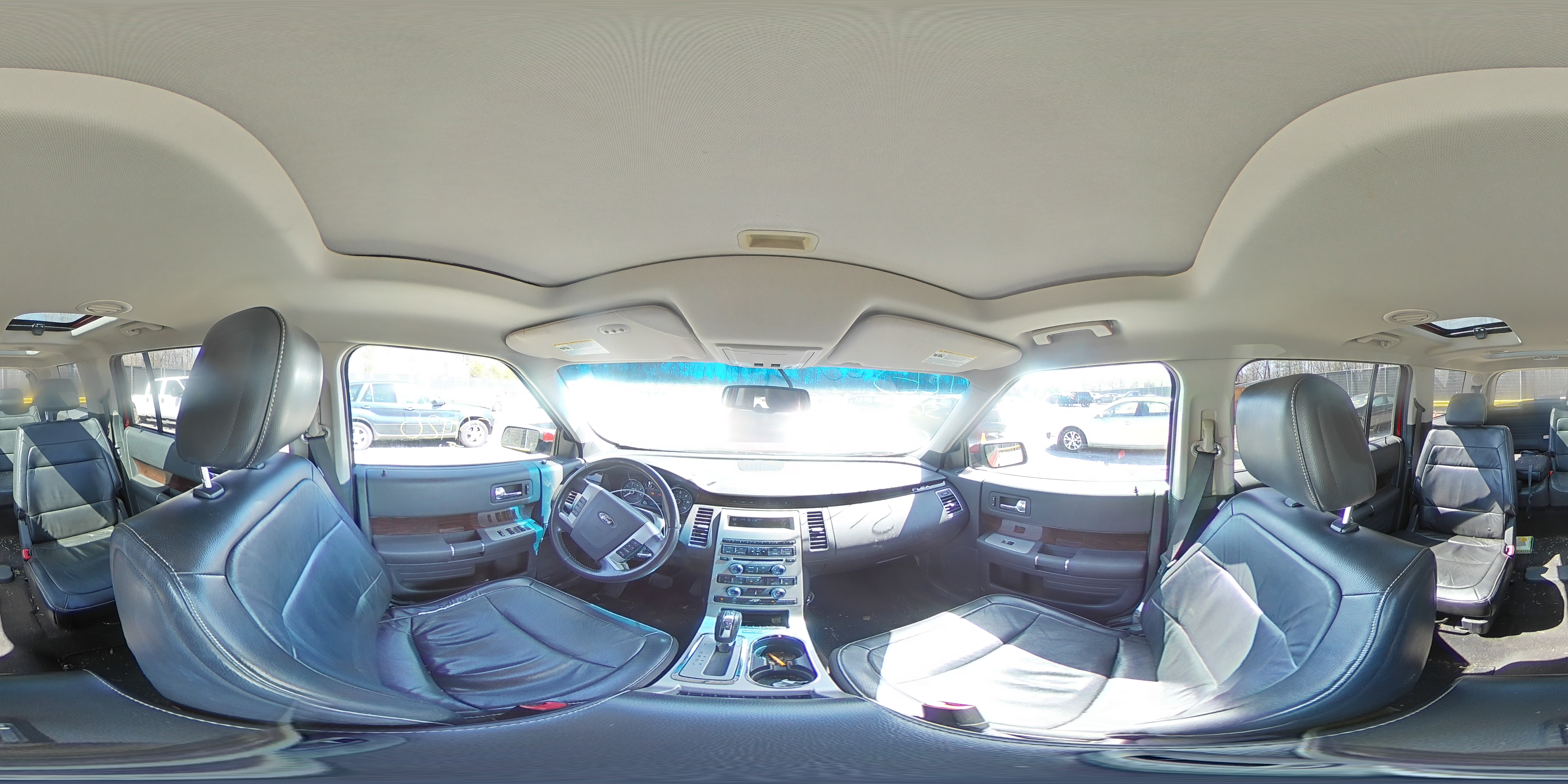 2010 FORD FLEX - Other View