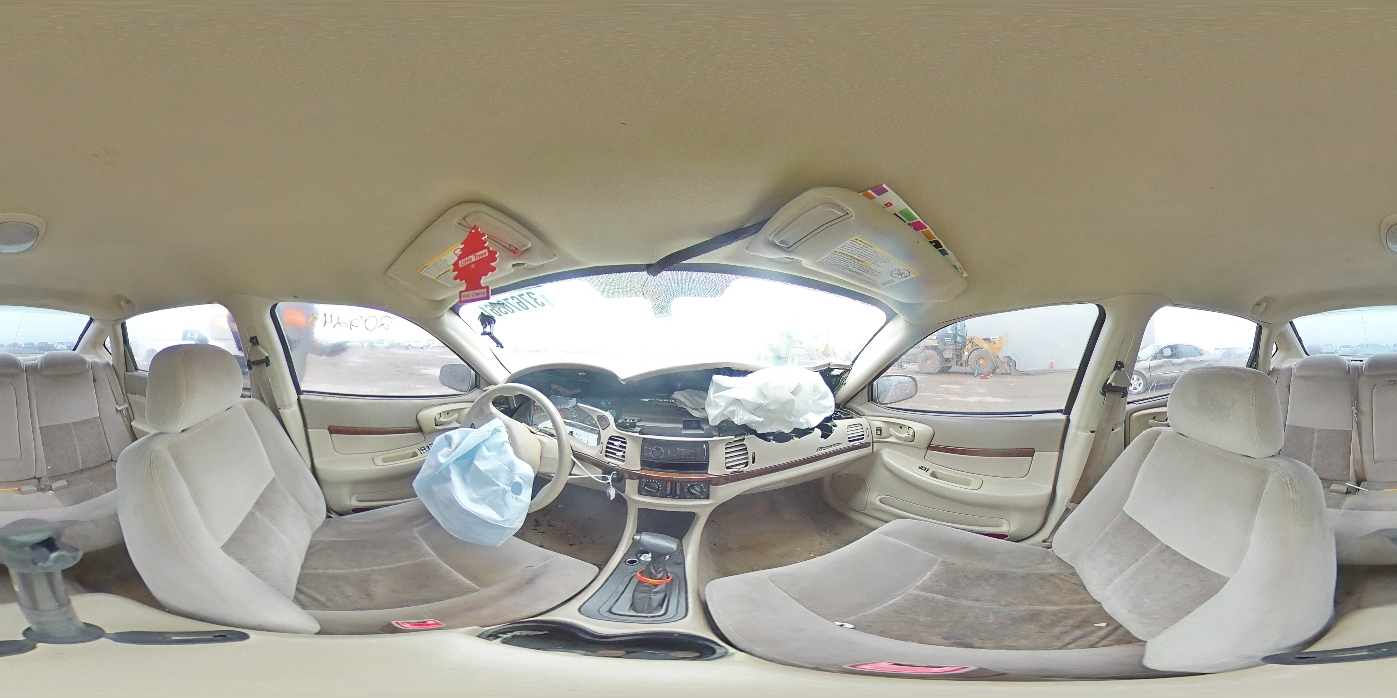 2005 CHEVROLET IMPALA - Other View