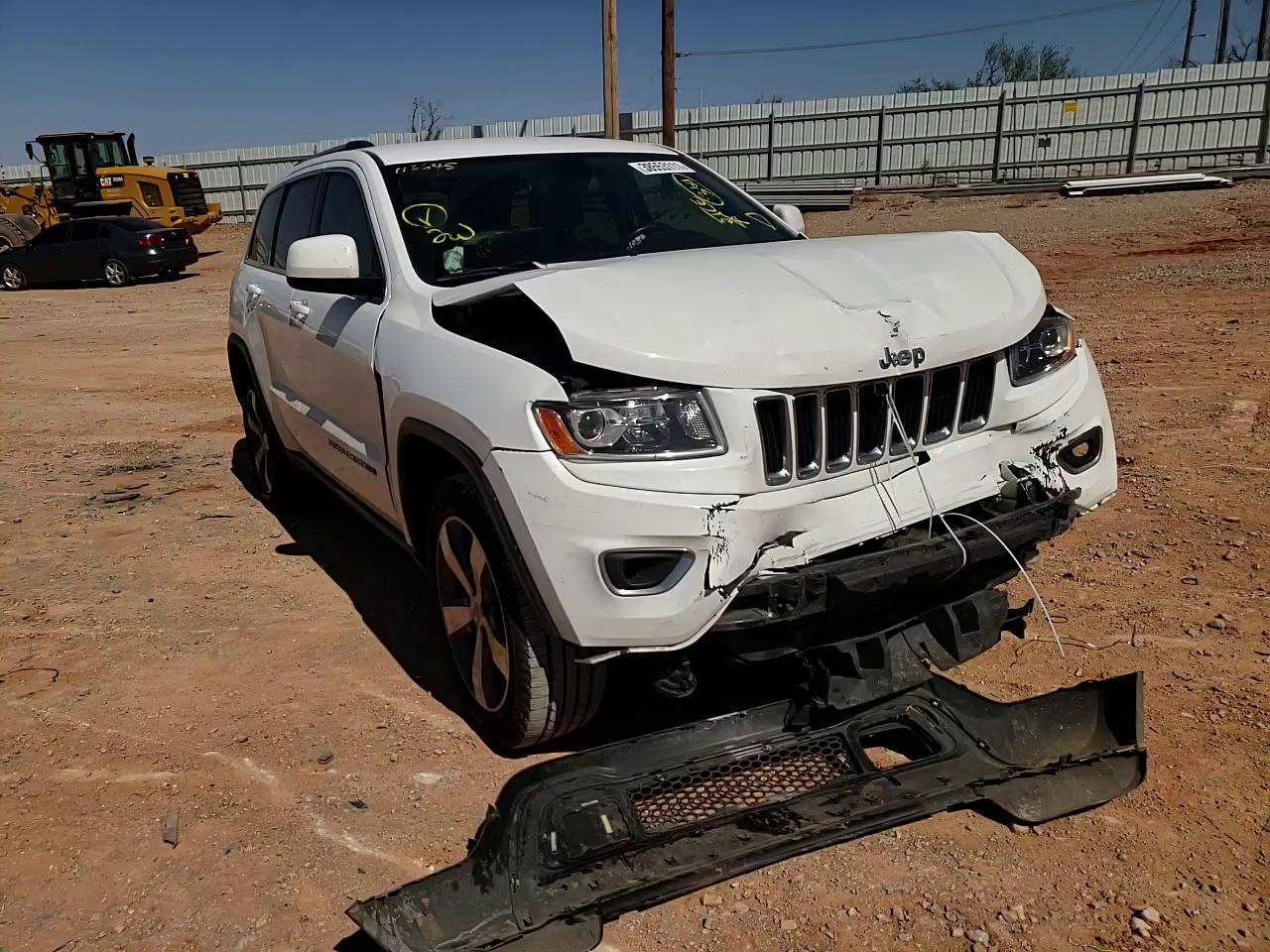2014 JEEP GRAND CHER - Other View