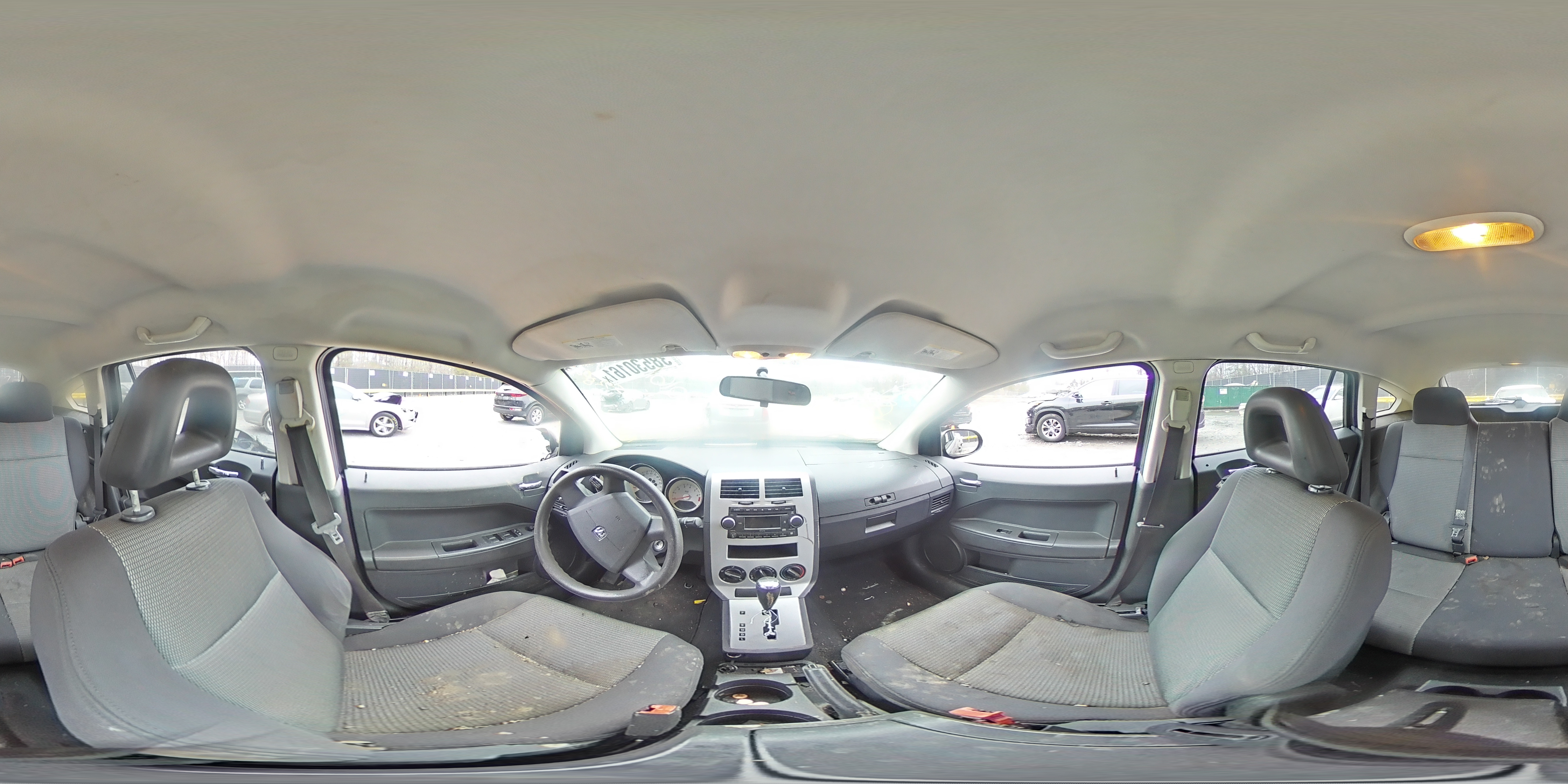 2008 DODGE CALIBER SX - Other View