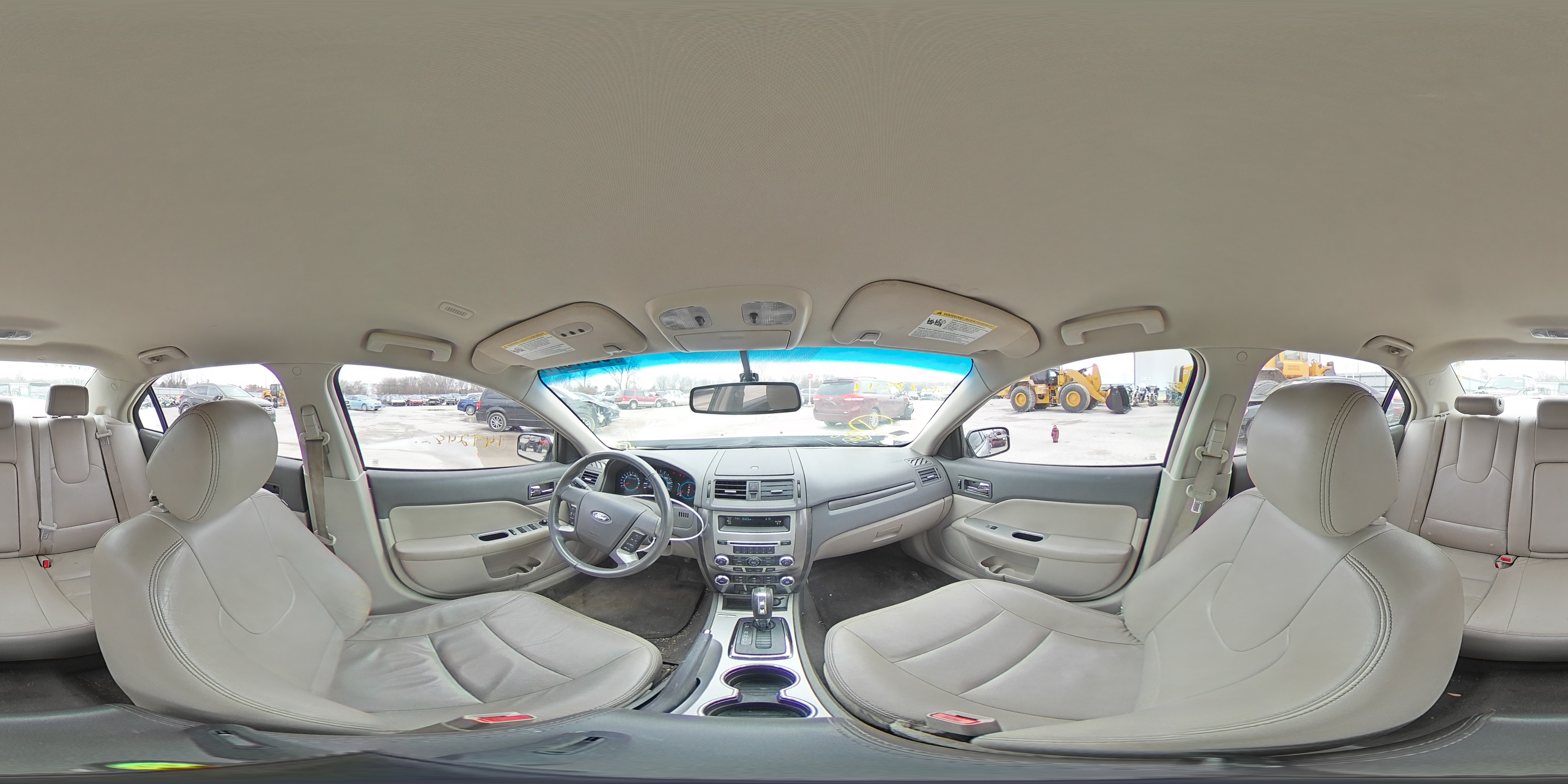 2012 FORD FUSION SEL - Other View