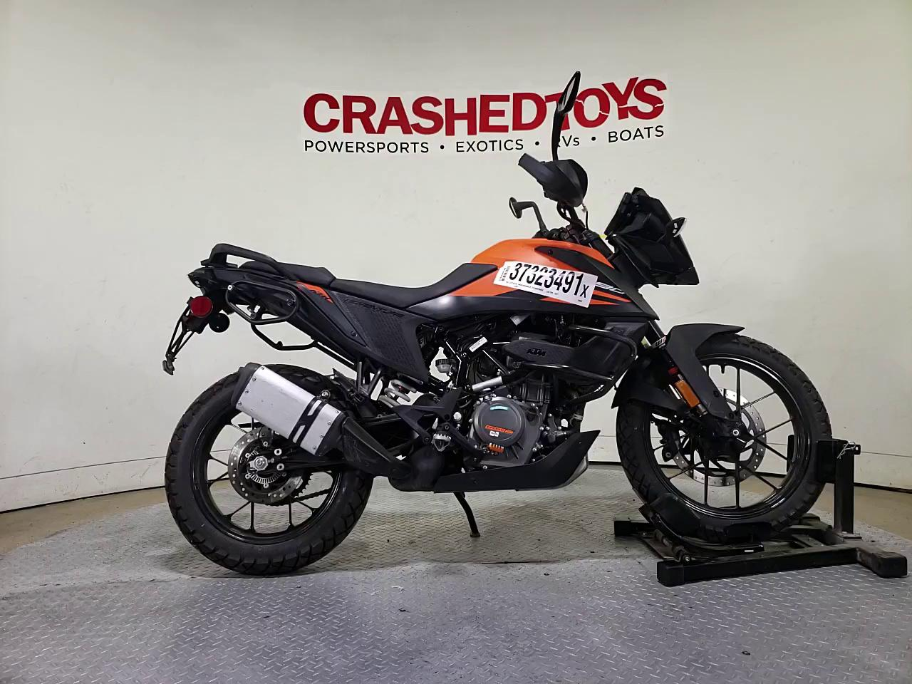 2020 KTM 390 ADVENT - Other View