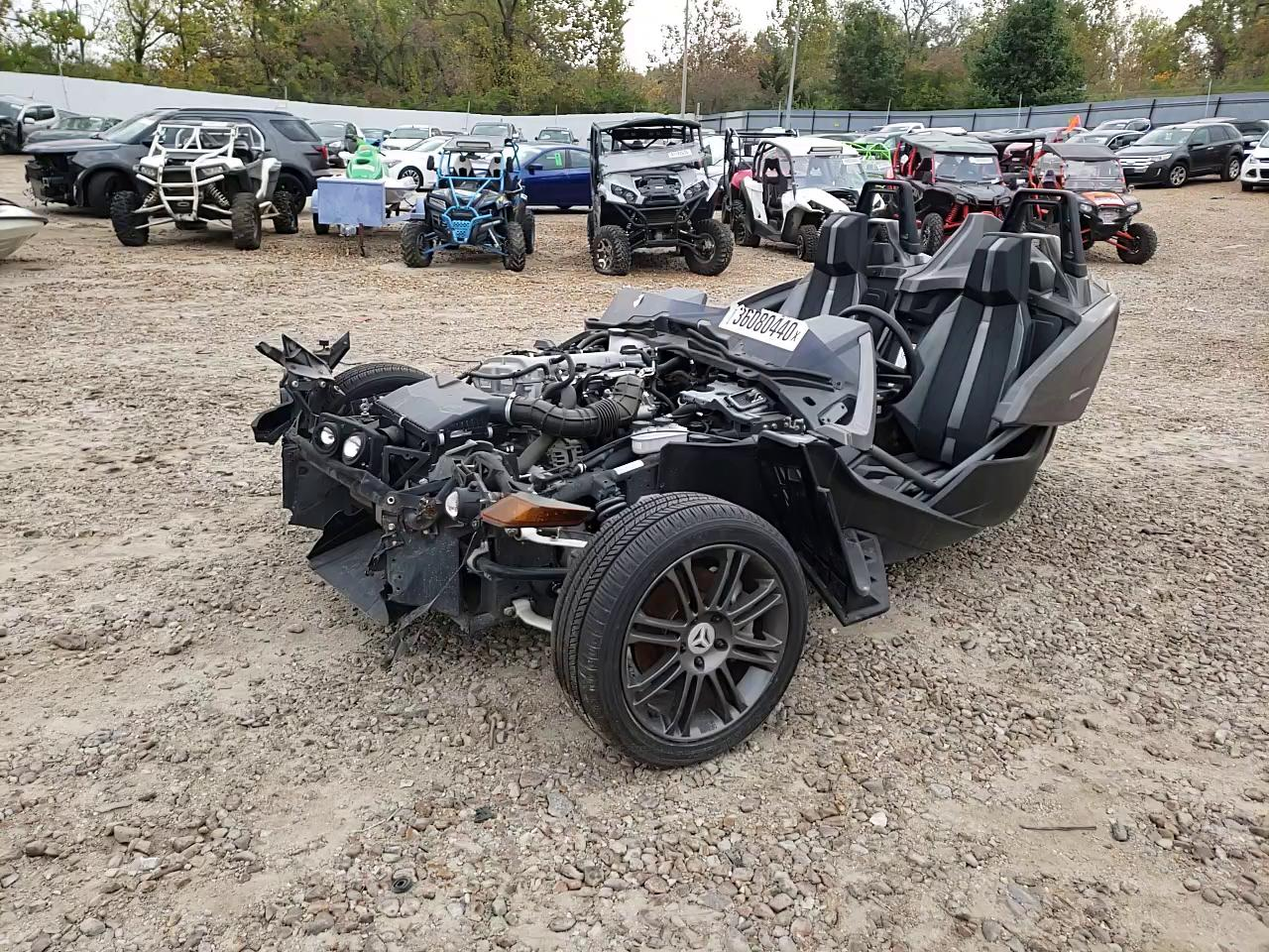 2016 POLARIS SLINGSHOT - Other View